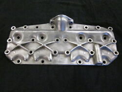 1936 - 1937 Cord Cylinder Head 810 / 812 Supercharged Aluminum V-8 Lycoming