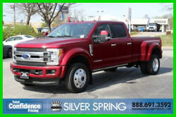 2019 Ford F-450 Limited 2019 Limited New Turbo 6.7L V8 32V Automatic 4WD Pickup Truck Moonroof