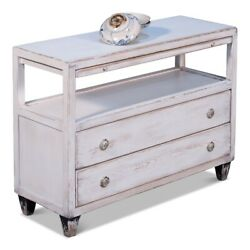 38 W Adams Cabinet With Pull Out Shelf Hand Crafted Solid Pine Rustic Distress
