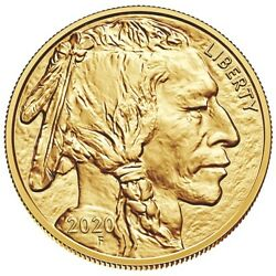 Forty (40) One Ounce 2019 US Gold Buffaloes 24k BU (Uncirculated) FREE shipping