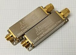 Picosecond Pulse Labs 5915-110-200ps Low-pass Risetime Bessel Filter, Sma