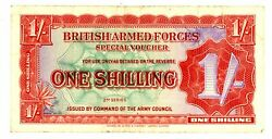Great Britain … P-18a … 1 Shilling … Nd1948 ... Choice Vf