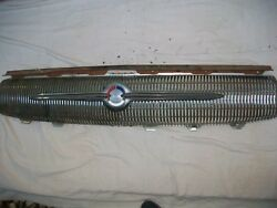 1957 Buick Grille Roadmaster Special Century Valance Custom 57 Chevy Complete