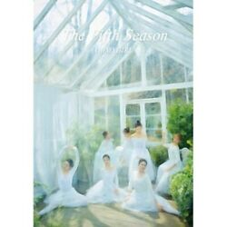 Oh My Girl-[The Fifth Season]1st Album Drawing CD+Poster+PhotoBook+Card+etc+Gift