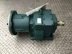 NEW Dodge Quantis HB682LI112D In-Line Helical Gear Reducer; 13.97 HP, 9.73:1