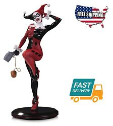 Home Kids Toy Dc Cover Girls Harley Quinn By Joelle Jones Statue Design Fits