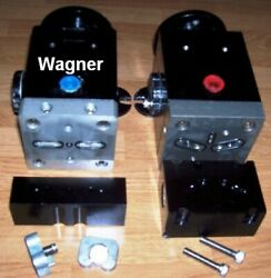 Wagner Pv140 Pump Seal Kit 119-0144 Parts For Cetrek And Other Square Pumps