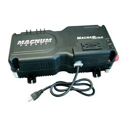 Magnum Energy Mms1012-g Mms1012g 1000w Inverter 12v 50a Pfc Charger Gfci