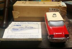 Lionel No 68 Executive Inspection Car With Box And Instructions