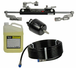 Hydraulic Steering System Up To 300 Hp C32mz