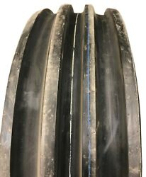 2 New Tires 9.5 L 15 Harvest King 4 Rib F-2m Tractor Front 8ply Tubeless 9.5lx15