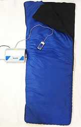 Saunette FAR INFRARED Home Use Bag for Slimming, Detox, Pain Relief, Weight Loss