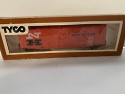 Tyco New Haven Box Car Ho Scale Model Trains Vintage Original Packaging