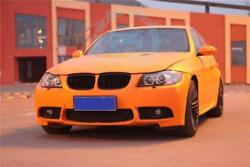 Auto Front+Rear Bumper Side Skirts Trim Design For BMW 3-Series E90 2009-12