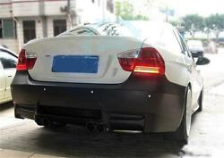 Cars Bumper Body Kits + Side Skirts Resin Fibre Design For BMW 3-Series