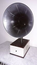 Vintage Antique Horn Loud Speaker With Modern Bluetooth Technology, Own Creation