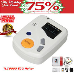 Dynamic 12 Lead Ecg Holter Systems48 Hours Recorder Recorderandanalysis Software