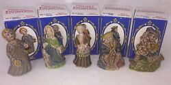 Nursery Favourites Real English Porcelain Wade Collectibles Set 2, 6-10 In Box
