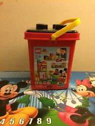 Lego Duplo 10531 Mickey Mouse Clubhouse Disney New 65 Pieces -gift Wrapping Avai