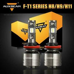 Auxbeam T1 H11 H9 H8 Led Headlight 70w 8000lm White 6000k Temp Control