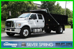 2018 Ford F-750SD  2018 New Automatic Pickup Truck