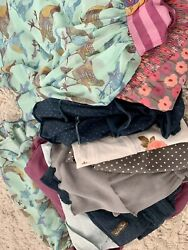 9 Item Mixed Lot Of Matilda Jane Clothes - Girls Size 14 And 12