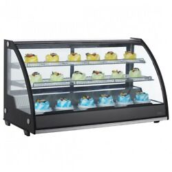 Marchia Mdc201 48″ Refrigerated Countertop Display Case, Back Mounted Compressor