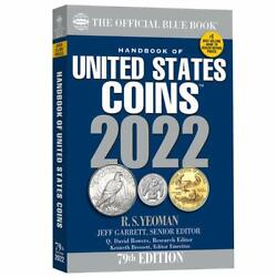 2020 Handbook Of United States Coins Official Blue Book Coin Collecting Book New