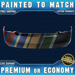 New Painted To Match Rear Bumper Cover For 2002-2006 Nissan Altima 2.5l 02-06