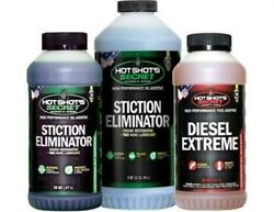 Hot Shotand039s Cleanout Oil / Fuel Treatment Pack For Cummins And Duramax Diesel