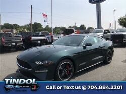 2019 Ford Mustang Bullitt 2019 Ford Mustang Bullitt 0 Dark Highland Green 2D Coupe 5.0L V8 Ti-VCT 6-Speed
