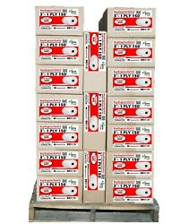 Pos Kitchen Paper - 1 Ply White Bond 3 X 150and039 Wholesale Pallet 50rolls 57cases