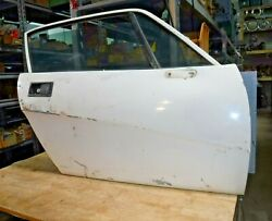 1976 Triumph Tr7 Coupe Right Passenger Side Door-complete Take Off-rustfree-t
