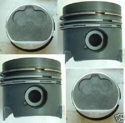 Vw 1.6 Diesel Turbo Diesel And Na Pistons With Rings Jetta Golf Rabbit Quantum