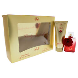 quot;Belle by Disney for Kids 2 Pc Gift Set 3.4oz EDP Spray 6.8oz Body Lotionquot; $20.00