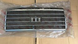 Toyota Crown Ms80 Grille Grill Nos Genuine Parts Japan