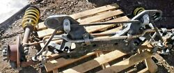 1976 Triumph Tr7 Tr8 Front Sub Frame-steering-coils Assembly-complete Drop Out