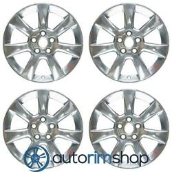 New 17 Replacement Wheels Rims For Cadillac Ats 2013 2014 2015 2016 Set Poli...