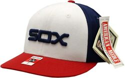 Chicago White Sox Fitted Hat 1983 Cooperstown Collection Retro $24.95