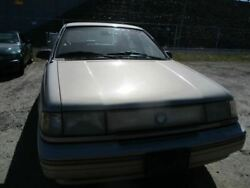 Automatic Transmission 4 Cylinder Fits 92-94 TEMPO 14175243