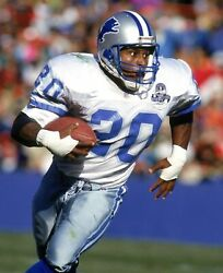 Barry Sanders 8x10 Glossy Photo Picture Image 3