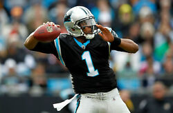 Cam Newton 8x10 Glossy Photo Picture Image 2