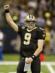 Drew Brees 8x10 Glossy Photo Picture Image 3