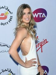 Eugenie Bouchard 8x10 Glossy Photo Picture Image 3