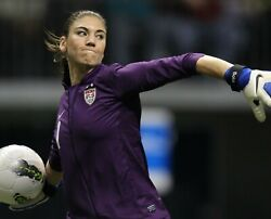 Hope Solo 8x10 Glossy Photo Picture Image 3