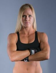 Holly Holm 8x10 Glossy Photo Picture Image 2