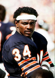 Walter Payton 8x10 Glossy Photo Picture Image 3