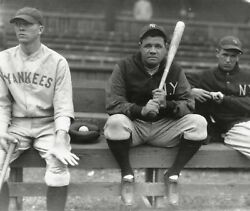 Babe Ruth 8x10 Glossy Photo Picture Image 7