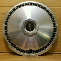72 79 Lincoln Mark Continental Town Car Hubcaps Wheel Covers Fomoco 132js