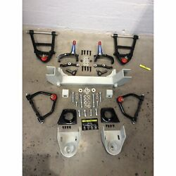 Front End Mustang Ii 2 Ifs Kit For 74 -78 Ford Mustang Fits Wilwood And Tci Brakes